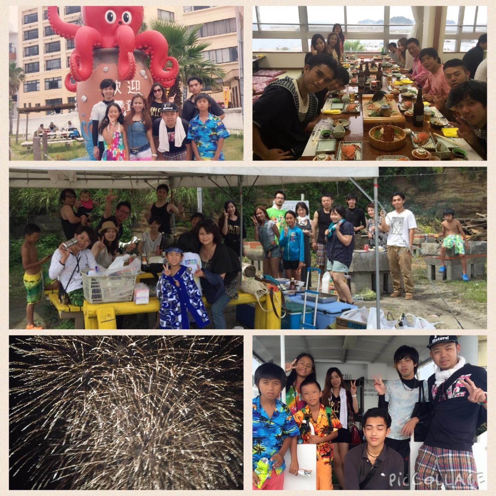7月11日 日間賀島祇園祭り&花火大会!