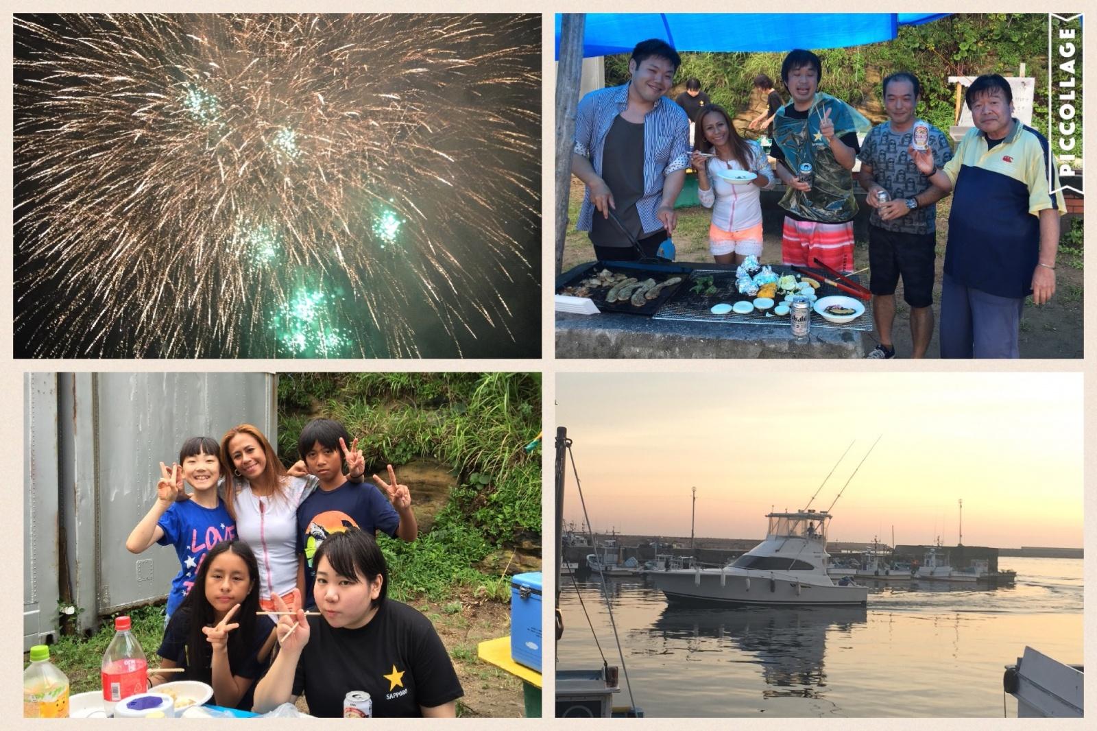 7月9日 日間賀島祇園祭り&花火大会!